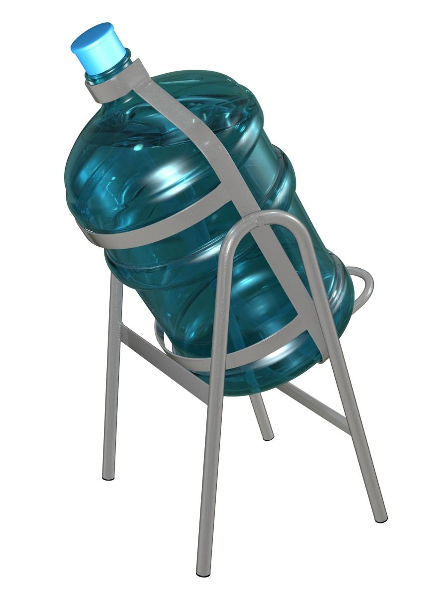 Подставка для воды 19 литров своими руками 11